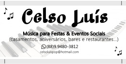 cartao CELSO
